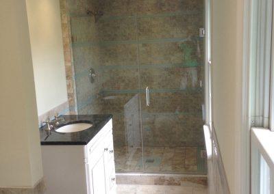 Wakefield Valley shower